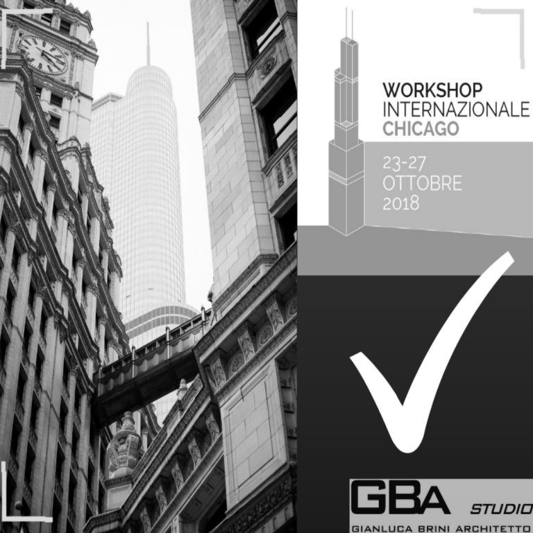 GBa Studio al WORKSHOP INTERNAZIONALE di CHICAGO